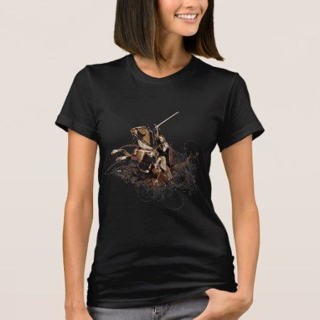 Aragorn Riding a Horse Vector Collage T-Shirt - tap to personalize and get yours