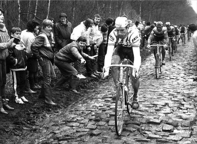 Sean Kelly-París Roubaix 1984