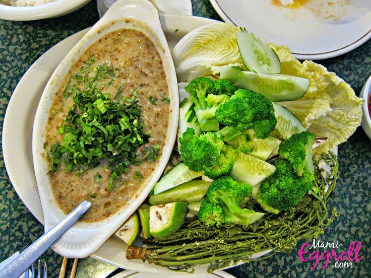 Khmer Fish Pan Cake