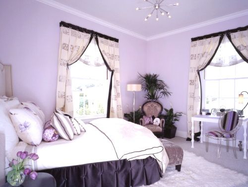 Girls Bedroom Purple 57 best teen girls room images on pinterest | dream bedroom