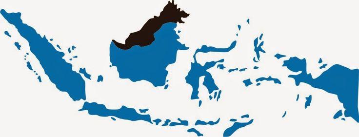 Peta Indonesia // semua-corel.blogspot.com
