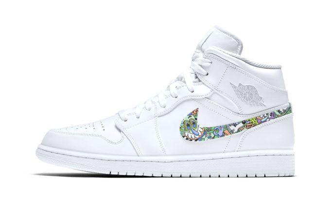 Por ahí venganza Persona responsable  Limited Edition Steve Harrington x Nike Air Force 1 & Air Jordan 1  Available In LA This Weekend • KicksOnFire.com | Air jordans, Nike, Best  sneakers