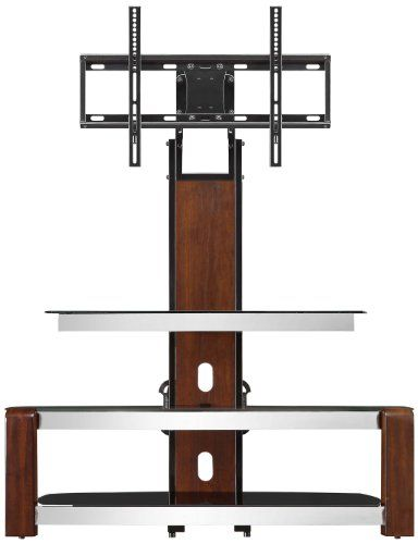 #sony #furnituredesign This modern console feels light and #open, yet provides all the features needed for proper display of flat panel television. The extended ...