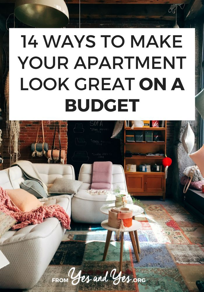 14 ways to make your apartment look great on a budget on diy home decor on a budget apartment ideas id=44596