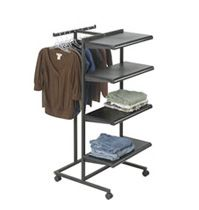 How to Use Retail Clothing Racks