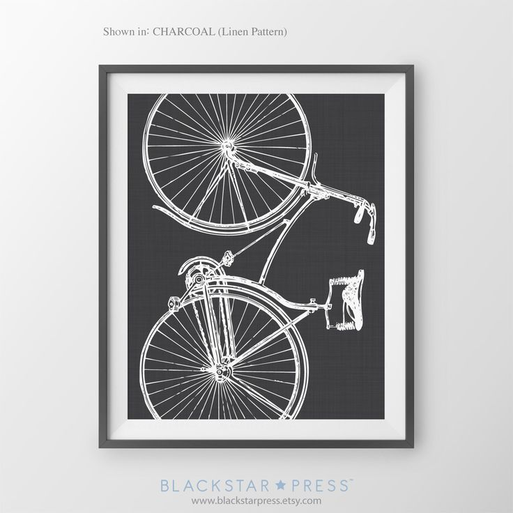 Bicycle Wall Art best 10+ vintage bicycle art ideas on pinterest | bike drawing