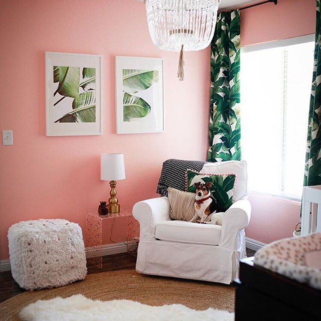 We're calling this one California Dreamin' Nursery. And Gorgeous. We're also calling it gorgeous.  via @carrieincalifornia!