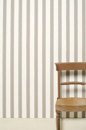 papier peint rayures Farrow and Ball Block Print Stripe