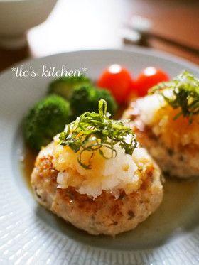 塩麹で美味しい♡椎茸入り鶏ハンバーグ by tlc* [クックパッド] 簡単 ...