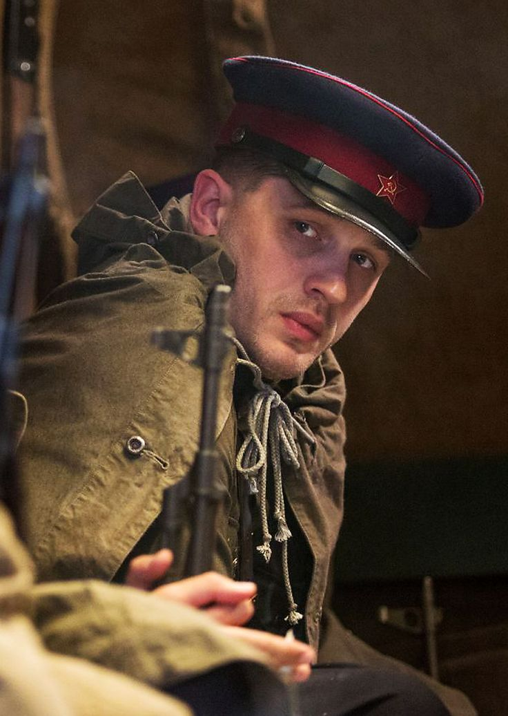 Tom as Leo Demidov in Child 44... Another Brilliant Performance by Tom & Noomi they have great chemistry in this movie again as well as their perfect Russian/Ukrainian accents. This compliment comes from me, JenLuvsTomHardy & I'm an expert on the accents bcuz my grandparents fled Ukraine at that time to come to the U.S. Tom sounded just like my grandpop but much younger of course! It really blew my mind just like several parts of this movie did. I own this movie too & it's Tom's 4th w/Gary!