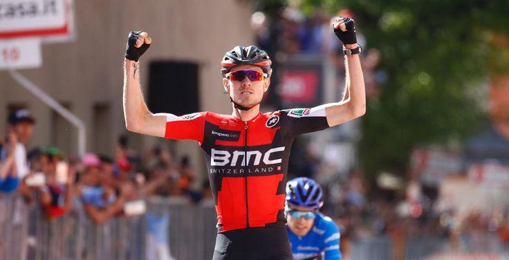 Tejay Van Garderen vince la 18°tappa Moena-Ortisei di 137 km