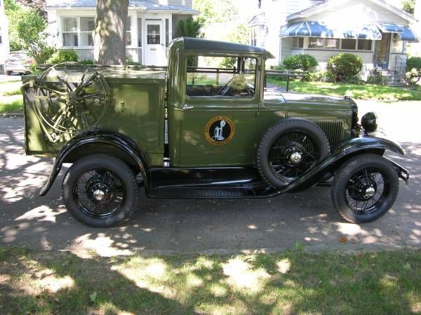 17 Best Images About 1930 Amp 1931 Ford Model A Pickups And Ford Model Aa Pickup Trucks Closed