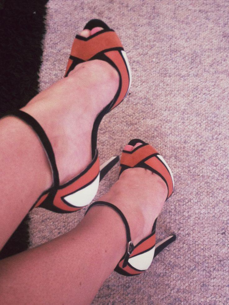 Zoe Wittner heels :)