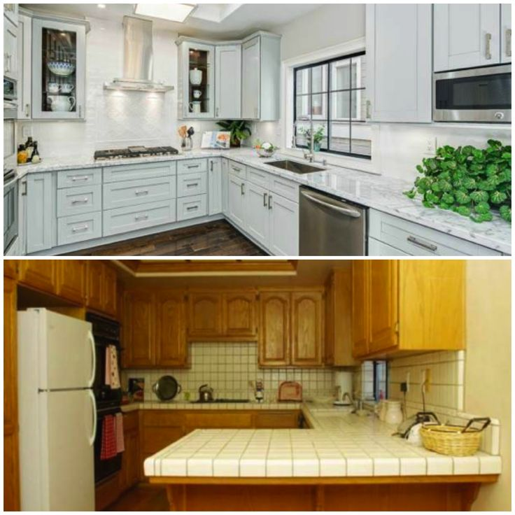 Kitchen Remodeling Manhattan: Opening Up And Modernizing A Cramped Kitchen