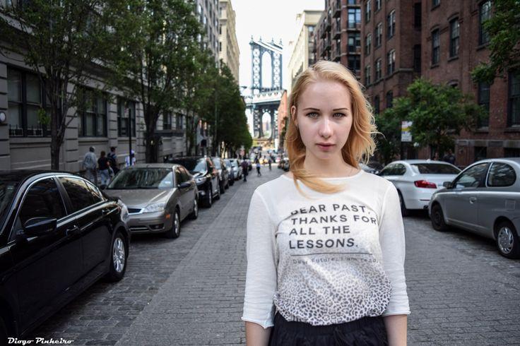 Yana Andreeva - Manhattan Bridge