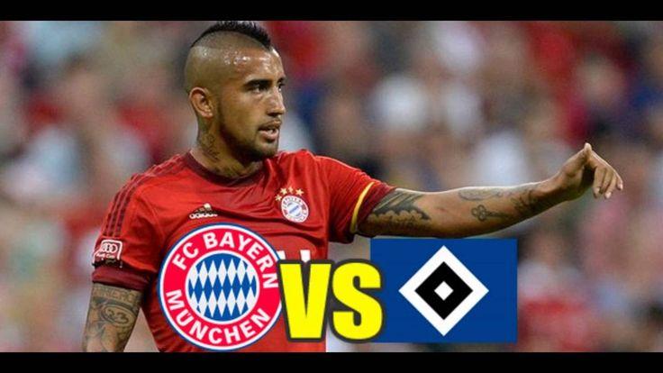 Fifa 16 München vs Hamburg!!