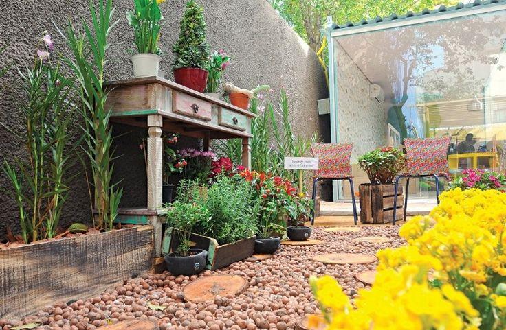 101 melhores imagens de garden no pinterest areas for Jardines sencillos y economicos
