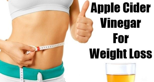 How to Use #AppleCiderVinegar For #Weight #Loss?
