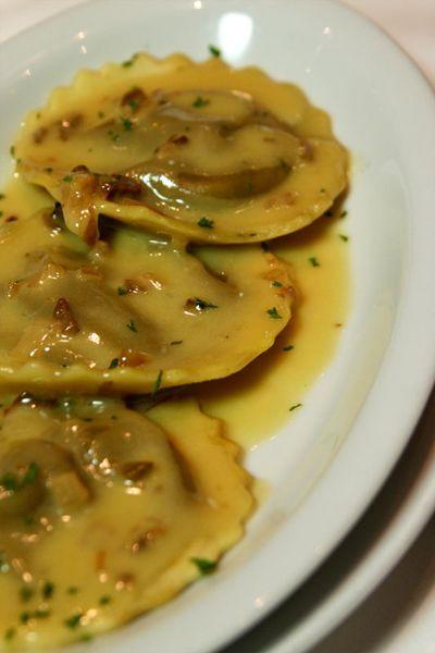 Fleming's Roasted Mushroom Ravioli- Had this at Flemings last night. LOVED. Must Try!