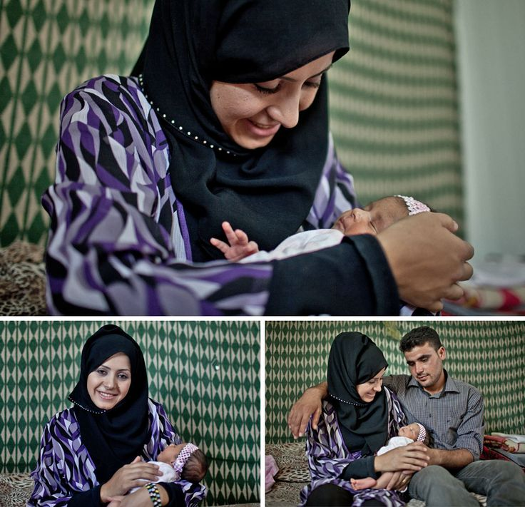 Oxfam Campaigner, Rachel Edwards meets Liqaa', a 23 year old refugee from Syria, who now lives in Za'atari refugee camp, in Jordan. https://www.oxfamireland.org/blog/day-our-sweet-baby-was-born