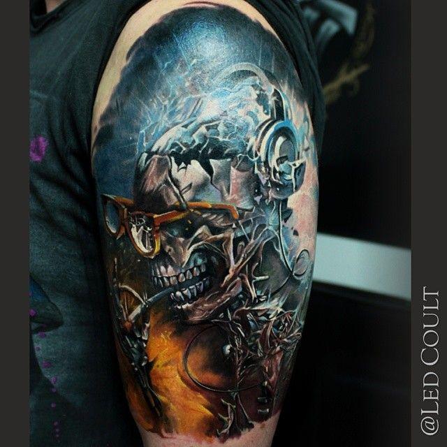 82 best images about badass tattoos on pinterest ink for Badass first tattoos