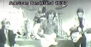 VIDEOS: Pink Floyd Performs on US Television for the First Time: American Bandstand, 1967