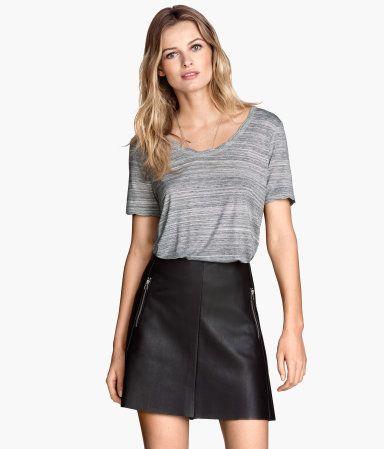 H&M Jersey top €14,99