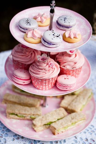afternoon tea inspiration