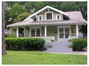 1463 best bungalows arts and crafts period decor images for Craftsman homes for sale in florida