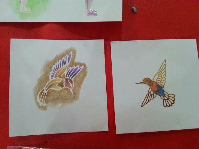 Sannie-lovestostamp: Vogels