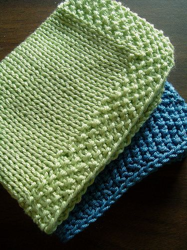 Favorite Washcloth Patterns | The Smiths' Occasional Blog