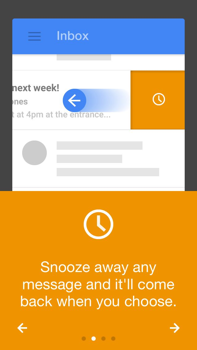 Inbox by Gmail - Walkthrough