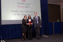 Family Law Chambers of the Year - 1 Garden Court