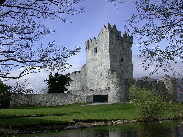 Ross Castle, Killarney, Co Kerry