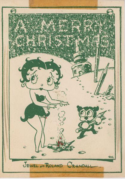28 best Vintage Christmas Cards images on Pinterest | Vintage ...