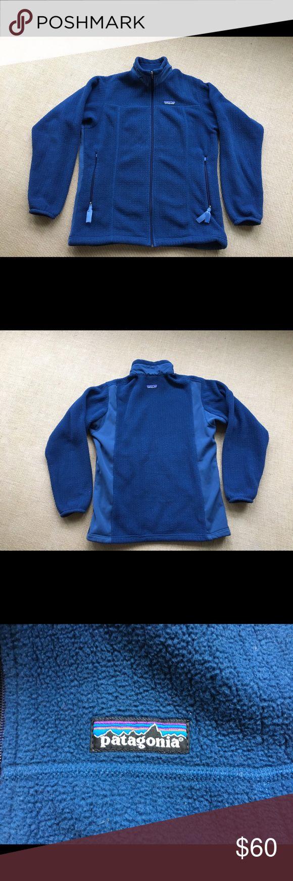Patagonia Regulator Fleece Jacket Medium Patagonia Fleece Regulator jacket. Full zip. Nice,soft material. Blue in color. Logo on front and back. Women's Medium. Patagonia Jackets & Coats Utility Jackets