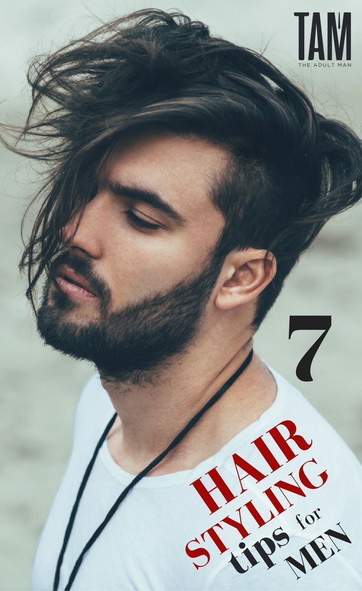 7 Simple Hacks To Make Your Hairstyle Better Hair Tips For Men Medium Hair Styles Hair Hacks