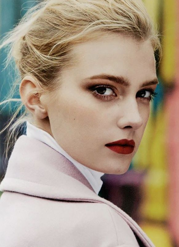 Super Matte Red Lipstick