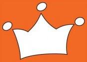 Koninklijke prijskaartjes voor op de spulletjes die je gaat verkopen: daar doe je goede zaken mee!