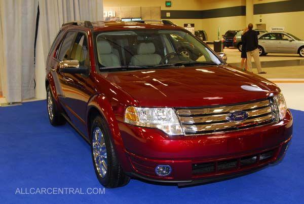 Ford Tarus X LT 2008
