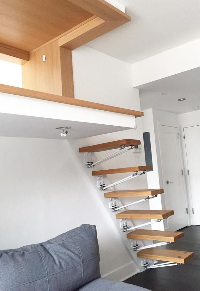 tangga interior minimalis