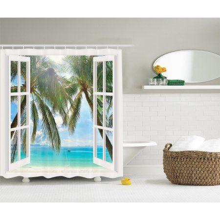 17 Best ideas about Beach Shower Curtains on Pinterest | Sea theme ...