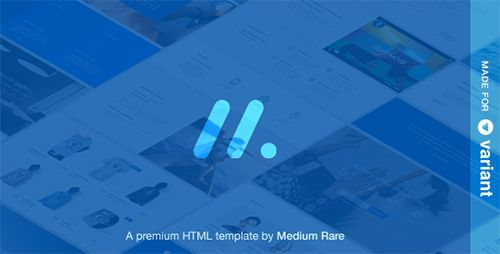 ThemeForest - Machine v1.1.0 - Multi-Purpose HTML with Page Builder