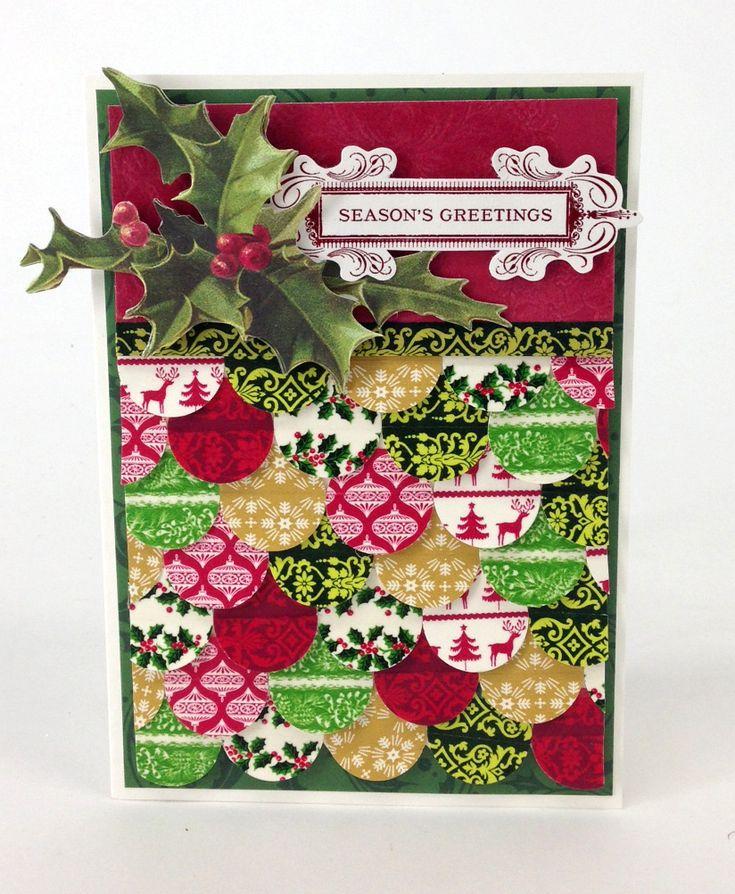 © Anna Griffin, Inc. Christmas Washi Tape