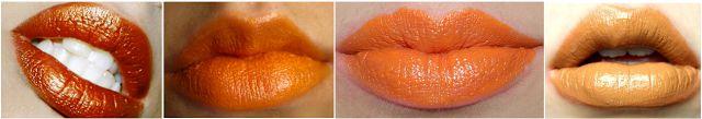 Good Morning Angel.: Lipstick Rainbow ♥