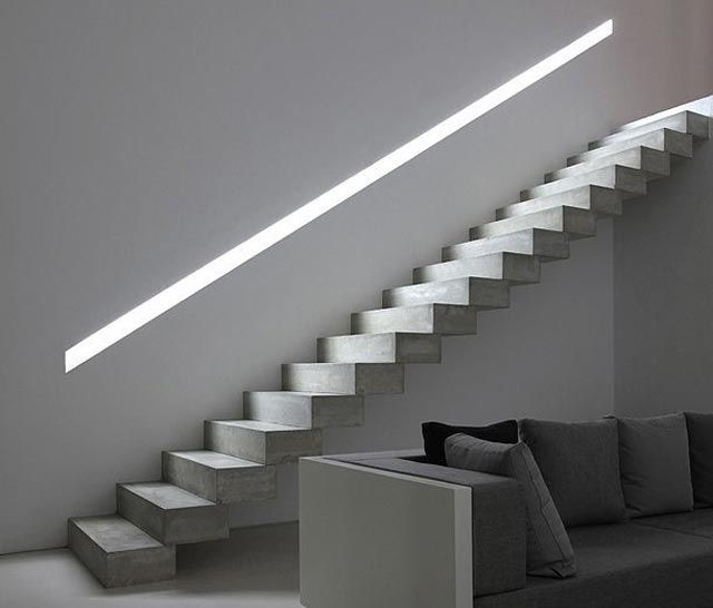 Stair Lighting Design: 1930 Best Images About Stairs On Pinterest