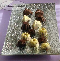 #Cioccolatini #ripieni mix #ricetta