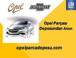 Opel Parça Deposu