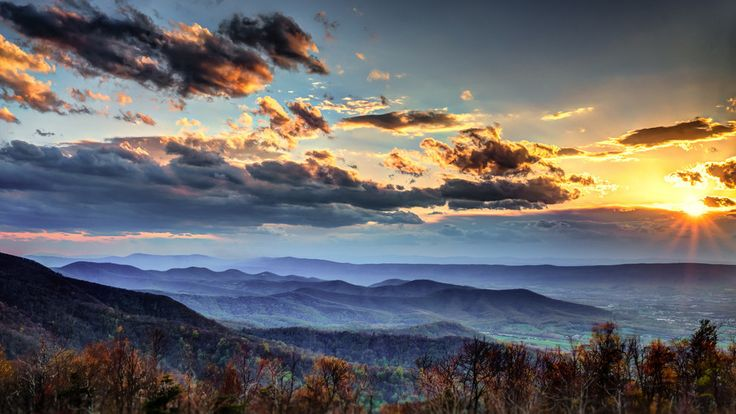 Shenandoah National Park, Virginia | 19 Incredible Campgrounds That'll Make You Want To Pitch A Tent