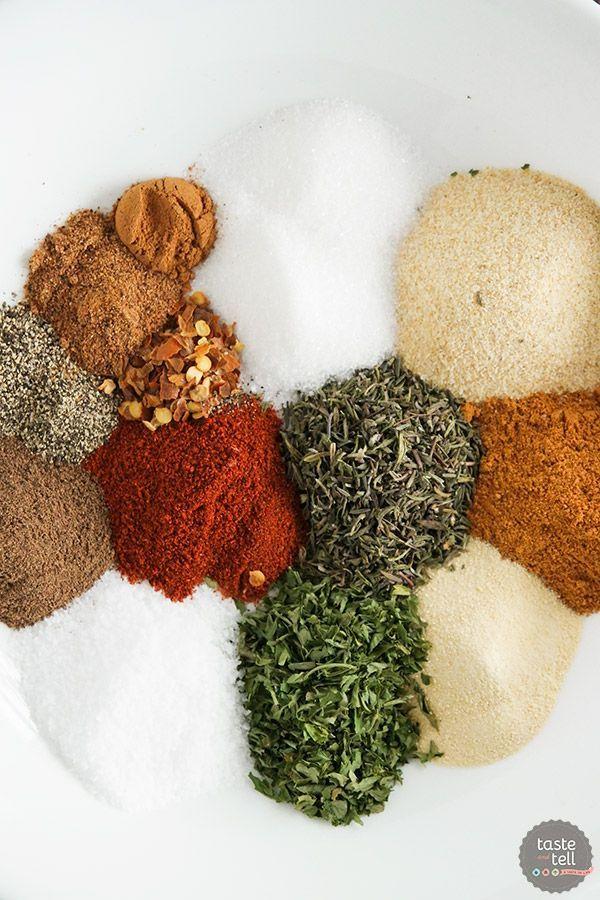 Jamaican Jerk Seasoning Mix                                                                                                                                                                                 More